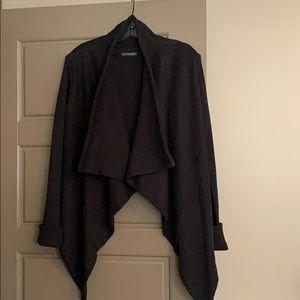 Herff Christiansen black sweater
